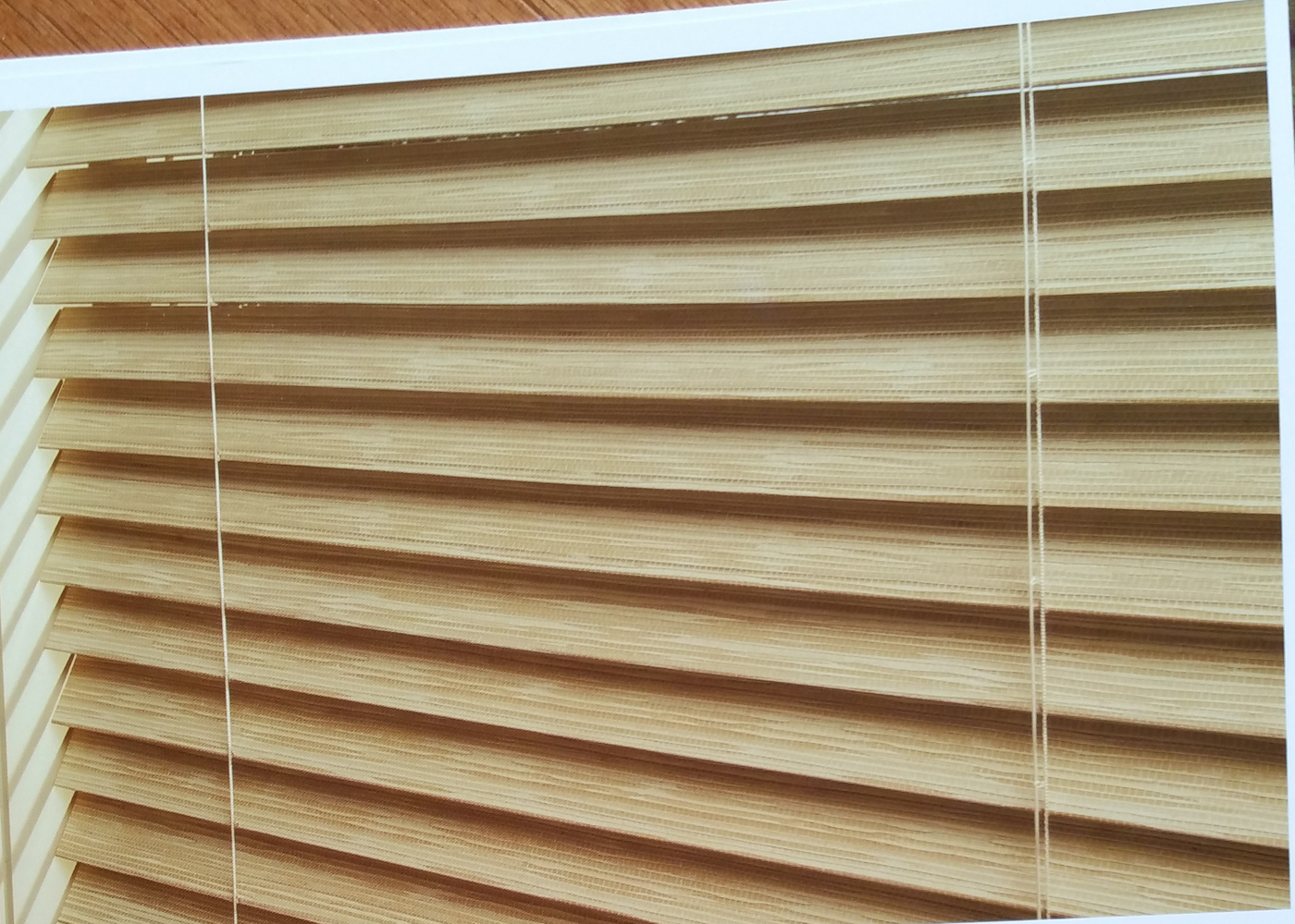 second x hand s blinds shop faux white wood